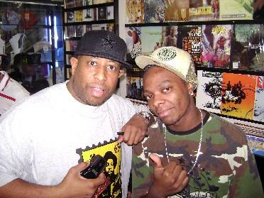 DJ Premier & Heron