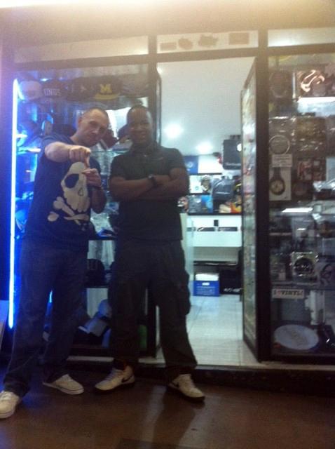 DJ Revolution & Jay @Florida Records