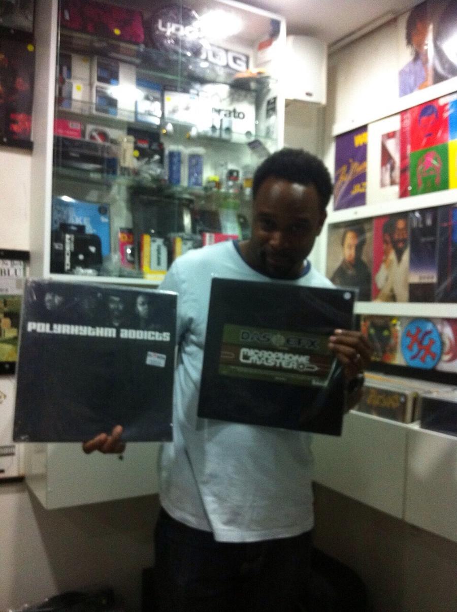 Dj Spina na Florida Records