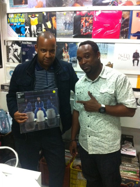DJ Spinna (Brooklyn NY) & Jay