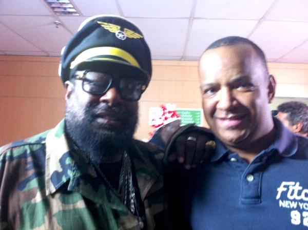 George Clinton (Funkadelic) & Jay