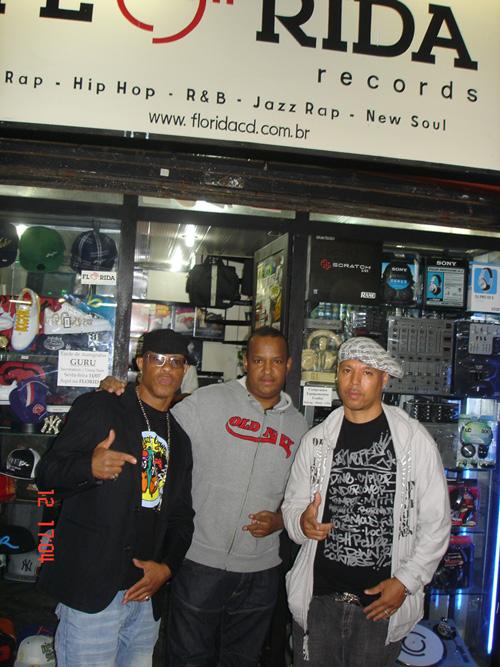 Guru (Jazzmatazz/Gang Star), Jay e Solar