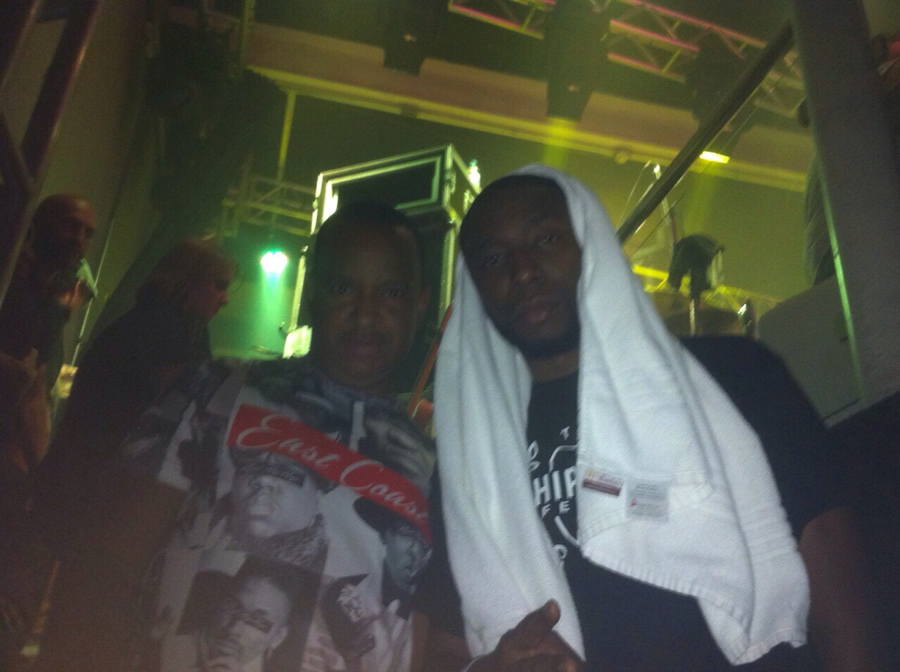 Jay & 9th Wonder (Little Brother)