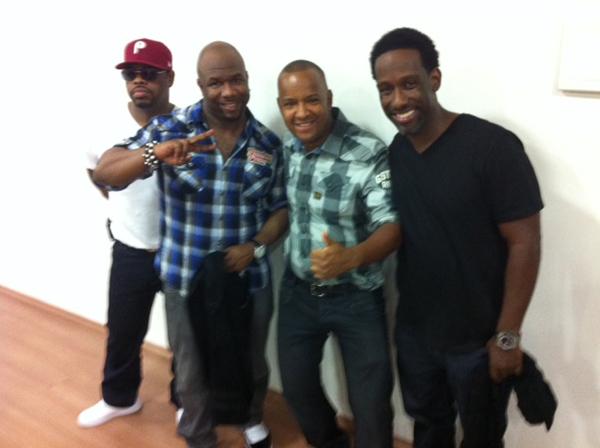 Jay & Boys to Men (Philadelfia)