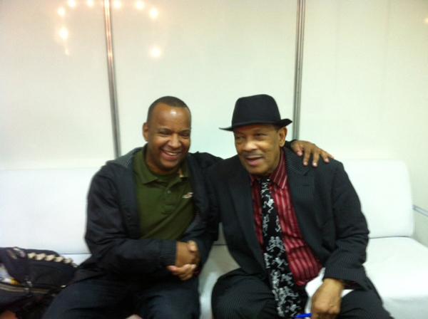 Jay & Roy Ayers (Producer  70s)