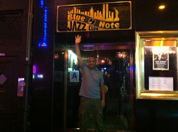 Jay @Blue Note Jazz Club (New York)