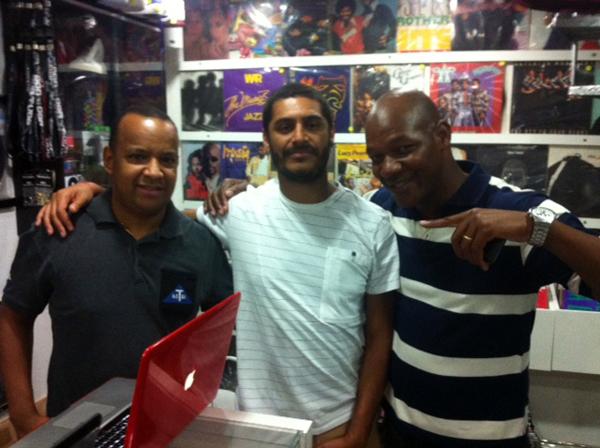 Jay, Criolo & Zezão