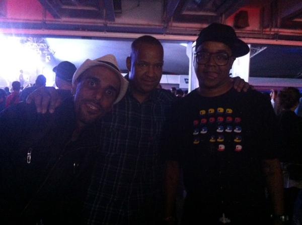 Patife, Jay & Xis