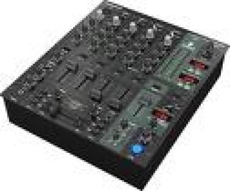 Mixer Behringer DJX 750 SEMI NOVO