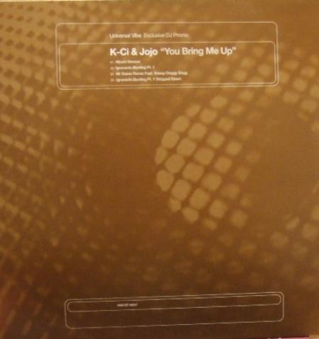 K-Ci & JoJo – You Bring Me Up
