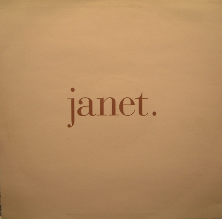 Janet Jackson ‎– That's The Way Love Goes
