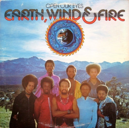 Earth Wind & Fire ?– Open Our Eyes