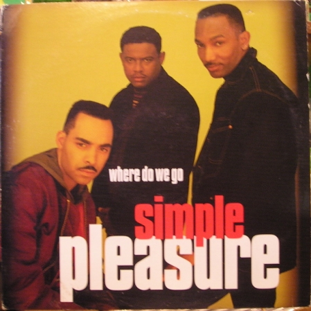 Simple Pleasure ‎– Where Do We Go