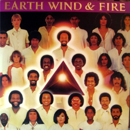 Earth Wind & Fire ?– Faces