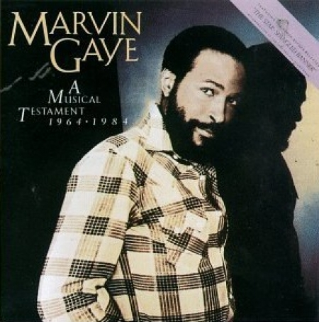 Marvin Gaye ‎– A Musical Testament 1964 - 1984