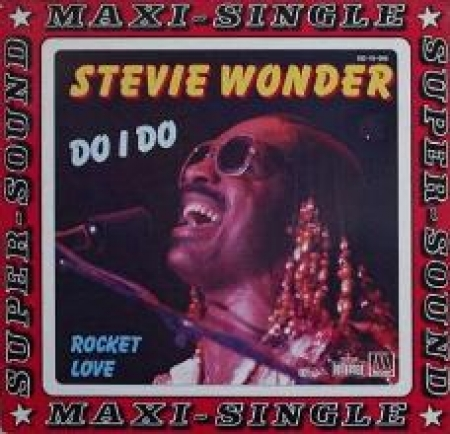 Stevie Wonder ‎– Do I Do