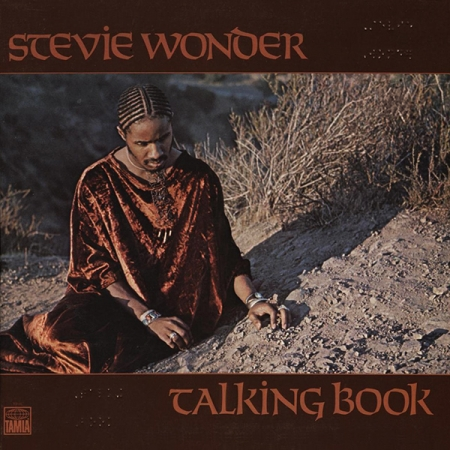 Stevie Wonder ‎– Talking Book