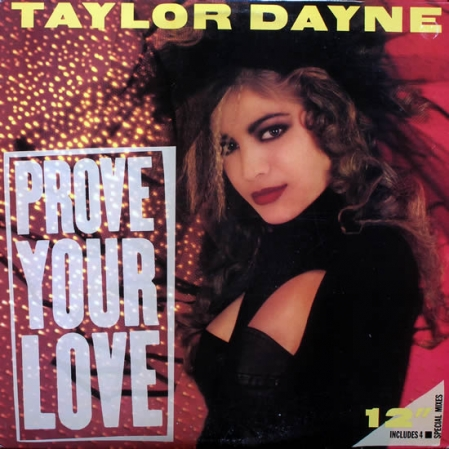 Taylor Dayne – Prove Your Love (Special Mixes)