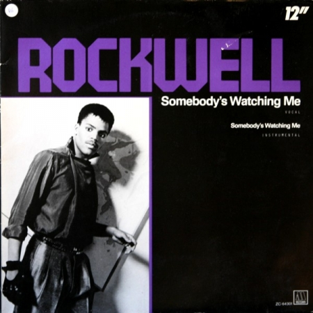 Rockwell – Somebody's Watching Me