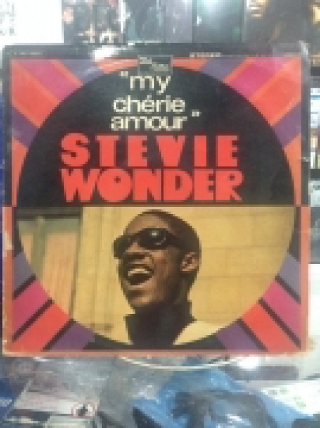 Stevie Wonder - My Chérie Amour