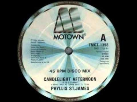 Phyllis St. James ‎– Candlelight Afternoon