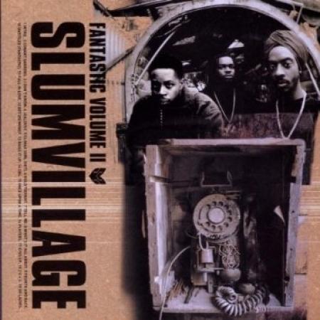 Slum Village - Fantastic Vol 2 (Instrumentals)