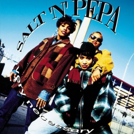 Salt 'N' Pepa ‎– Very Necessary