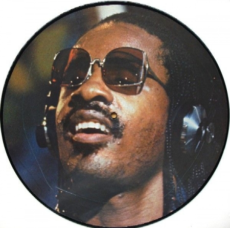 Stevie Wonder ‎– Talking Book (Picture)