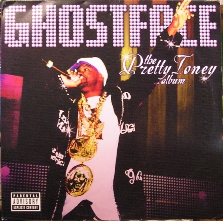 Ghostface Killah ‎– The Pretty Toney
