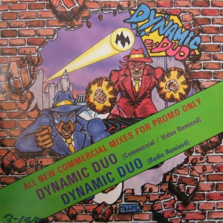 DJ Magic Mike & MC Madness – Dynamic Duo (Commercial / Video Remixed)