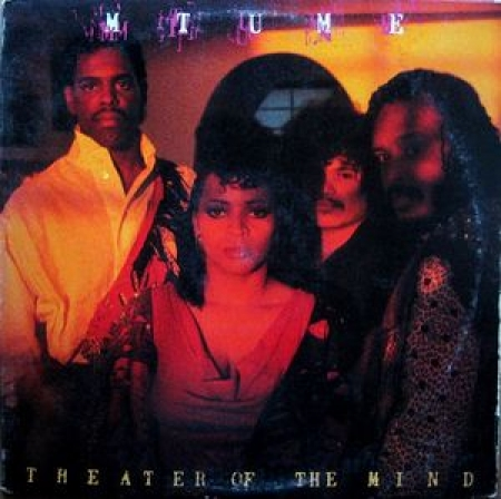 Mtume ‎– Theater Of The Mind