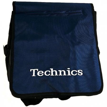 Bag Technics Preta Azul Marinho