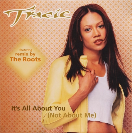 Tracie Spencer ‎– It's All About You (Not About Me)