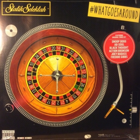 Statik Selektah ‎– What Goes Around