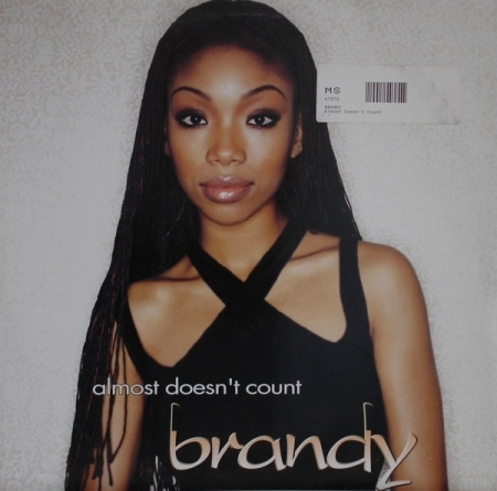 Brandy ‎– Almost Doesn't Count