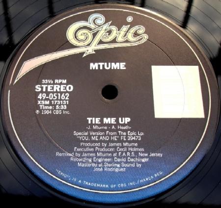 Mtume – Tie Me Up