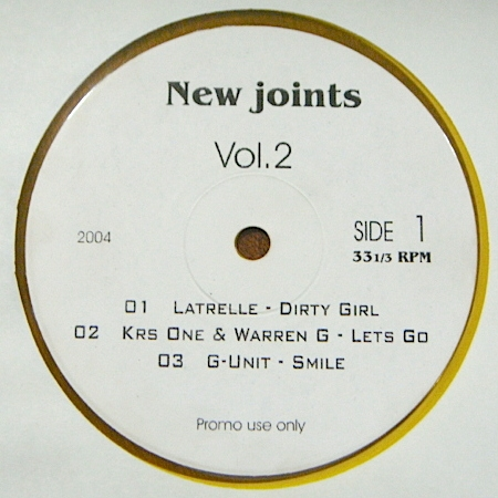 New Joints Vol.2