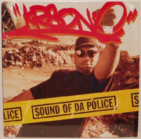 KRS-One ‎– Sound Of Da Police