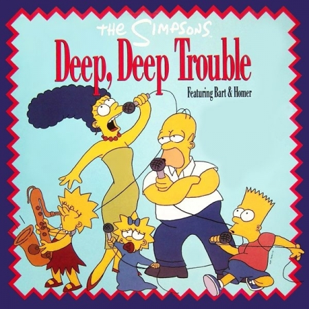 The Simpsons - Deep Deep Trouble