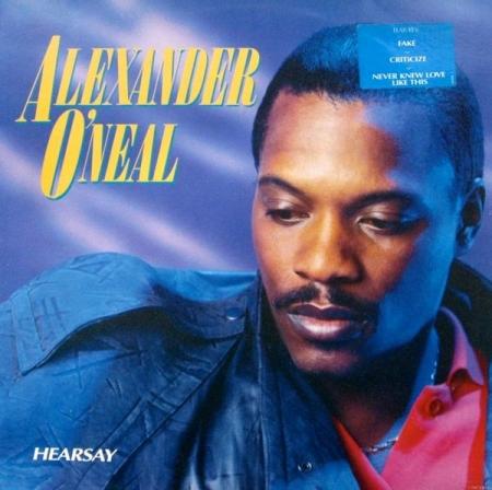 Alexander O'Neal – Hearsay
