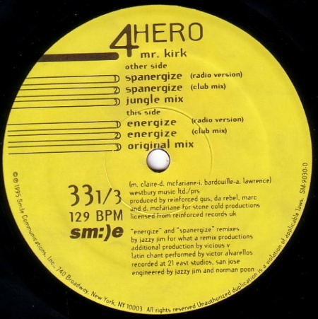 4 Hero – Mr. Kirk