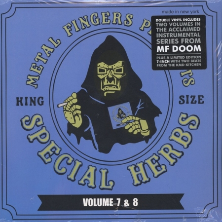 Metal Fingers ‎– Special Herbs Vol. 7 & 8
