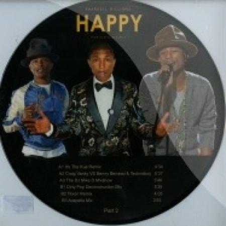 Pharrell Williams – Happy Part 2 (Disco Picture)