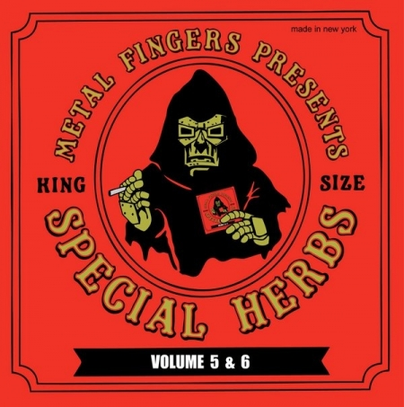Metal Fingers ‎– Special Herbs Vol 5 e 6