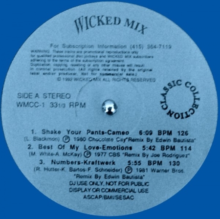 Wicked Mix - Classic Collection 1