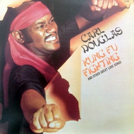 Carl Douglas ‎– Kung Fu Fighting And Other Great Love Songs