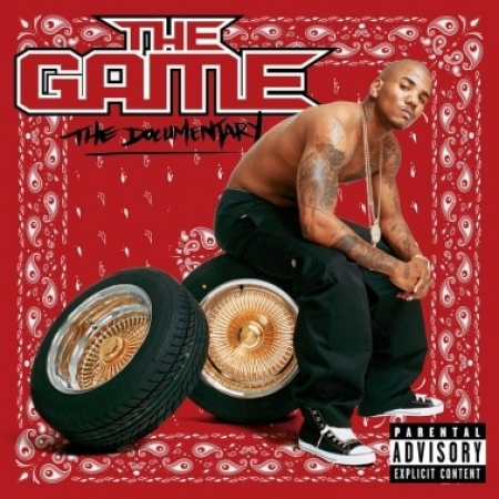 The Game ‎– The Documentary (Capa 3D)