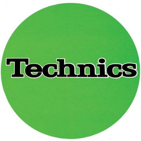 Feltro Technics Groen Para Toca Disco (O PAR)