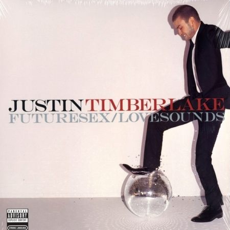 Justin Timberlake ‎– Futuresex / Lovesounds