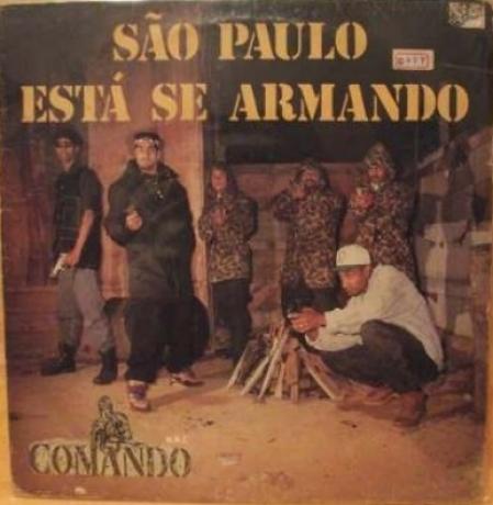 Comando DMC - São Paulo Está Se Armando